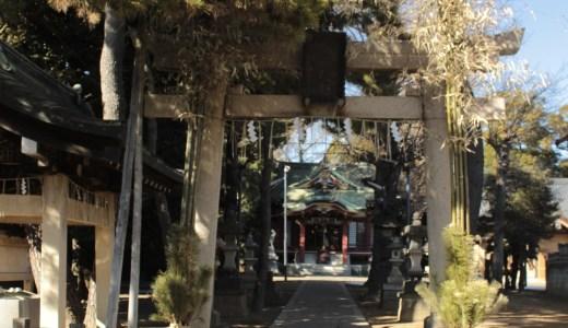 柴又八幡神社へ行ってきた【東京の神社】