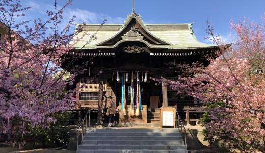 桜神宮へ行ってきた【東京の神社】