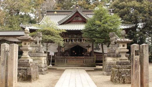 【つくば】御朱印をQRコードで読み込み!?一ノ矢八坂神社へ行ってきた【茨城の神社】