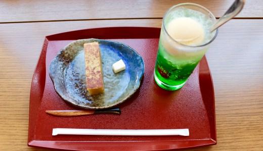 【浅草】舟和本店の喫茶室で食べる焼き芋ようかんとかが美味しい!【東京のグルメ】