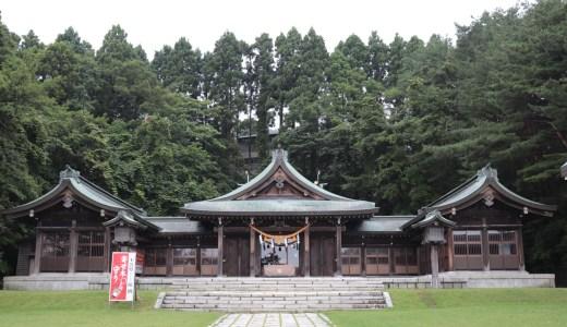【神威参拝】函館護国神社へ行ってきた【北海道の神社】