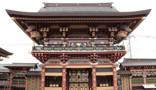 【稲敷】豪華絢爛な大杉神社(あんばさま)へ行ってきた【茨城の神社】