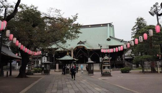 【杉並区】本山 堀之内妙法寺へ行ってきた【東京の寺院】