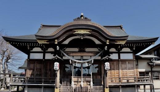 宮司さんの人の良さに癒される神社!幕張総鎮守 子守神社へ行ってきた【千葉の神社】