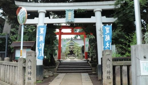 【荻窪】天沼八幡神社へ行ってきた【東京の神社】