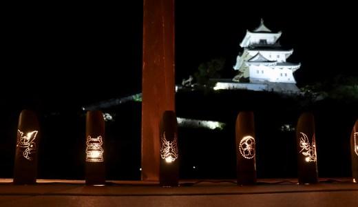 掛川城とその御殿は夏の夜もライトアップや特別拝観をしている穴場を堪能して欲しい!【静岡の観光地】