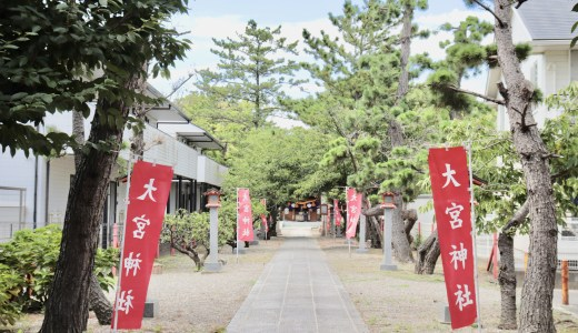 【市原】五井大宮神社へ行ってきた【千葉の神社】