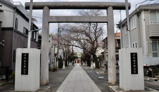 富士塚もあるぞ!池袋氷川神社へ行ってきた【東京の神社】