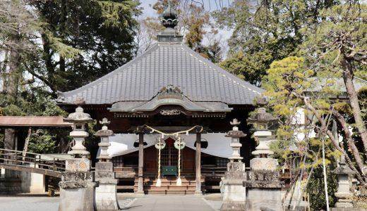 【太田】お城跡地にある照明寺(反町薬師尊)へ行ってきた【群馬の寺院】