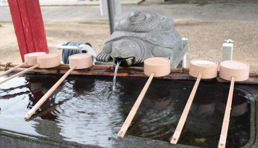 【長生郡白子町】白蛇と亀のパワースポット!白子神社へ行ってきた【千葉の神社】