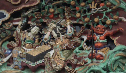 【熊谷】埼玉の日光!美しい国宝の彫刻が圧巻の妻沼聖天山(歓喜院)へ行ってきた【埼玉の寺院】