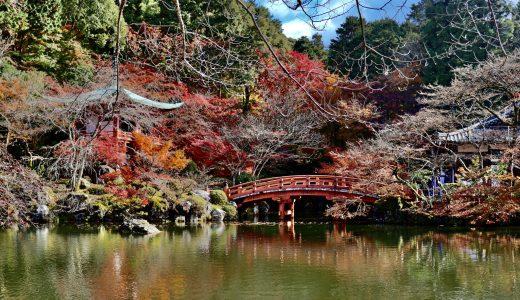 【ちくの西国三十三観音巡り#8】醍醐寺へ行ってきた【京都の寺院】
