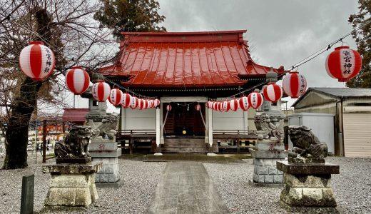 【宇都宮】雀宮神社へ行ってきた【栃木の神社】