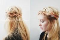 DIY : Chalked Crown Braid | chikum