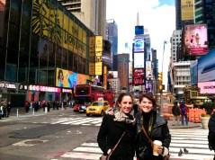 Times Square, yo.
