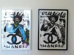Chanel Cowboys!