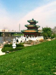 Asian Gardens downtown