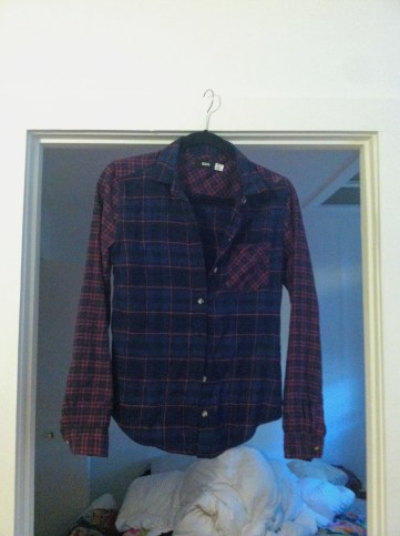 BDG flannel for $10.50