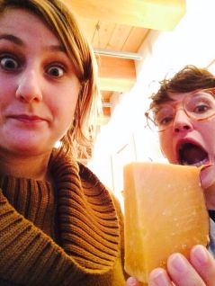 Cheese tasting in Amsterdam