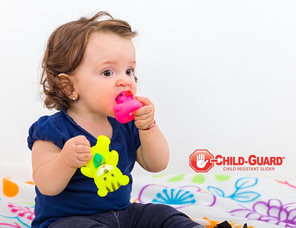 why toddlers put things in mouth