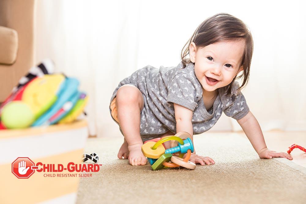 DIY babyproofing tips