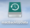 Time Machineのバックアップデータが入った外付けストレージHDD・SSDをMacに接続