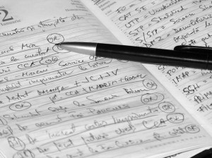 List of ideas