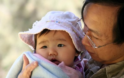 Grandparenting to the 3rd and 4th generation