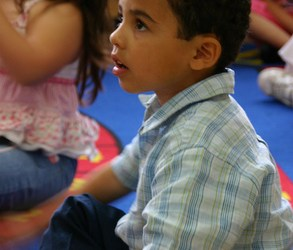 Young children's capacity to think about God