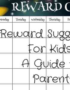 Reward suggestions for kids  guide also rewards can help with behavior modification  more rh childdevelopmentinfo