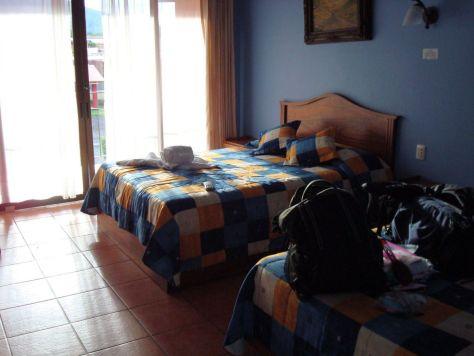 Hotel Monte Real, La Fortuna Costa Rica