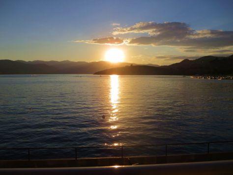 Lake Chelan Fourth of July weekend