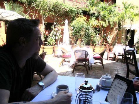 Hotel Frances breakfast Santo Domingo Domincan Republic 085