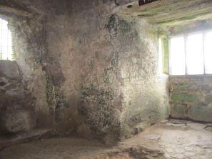 bedroom in Blarney Castle Ireland