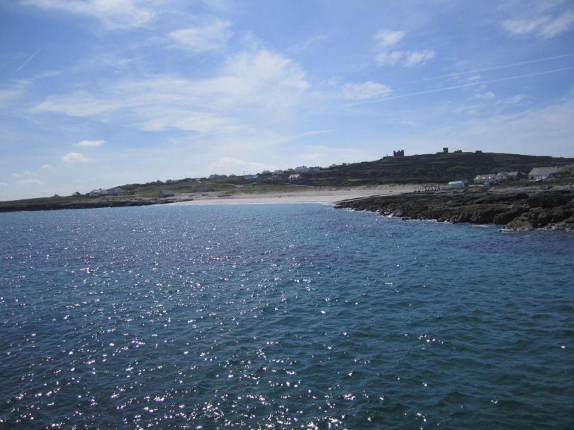 Aran Islands ferry Ireland