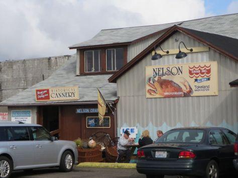 Nelson Crab Company Tokeland WA