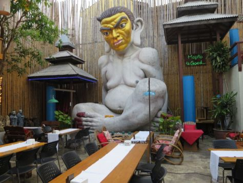 Khao San Road Bangkok Thailand 413