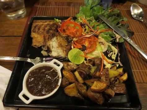 Mr. Krab-i restauratn Krabi Thailand