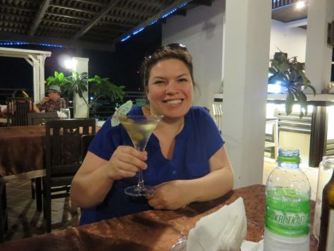 Dee Andaman Hotel Bar Krabi Thailand