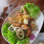 soft shell crab farm restaurant seafood feast chanthaburi thailand