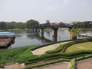 Bridge over the River Kwai Thailand