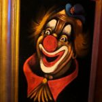 Funhouse Lounge Clown Room Portland