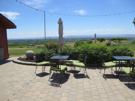 Rattlesnake Hills WA Knight Hill Winery
