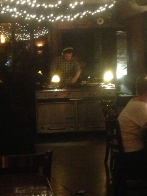 DJ at The Mint Victoria BC