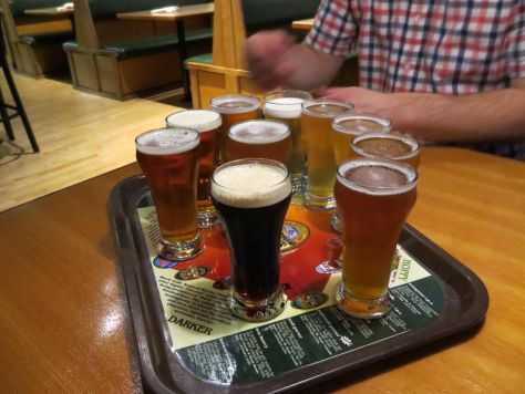 Hales Brewery Seattle Cycle Saloon tour