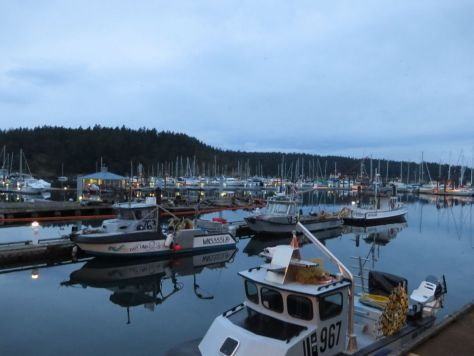 Friday Harbor Port