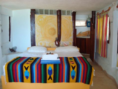 Our bungalow on Tulum beach romantic getaways