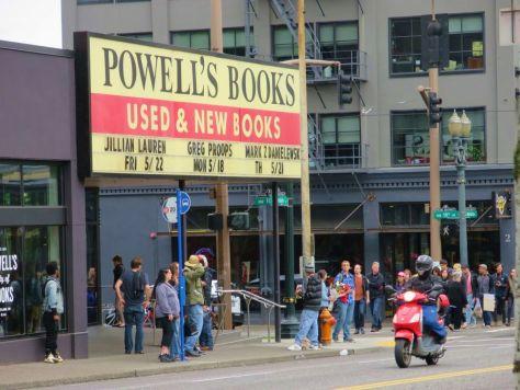 Powell's City of Books Portland