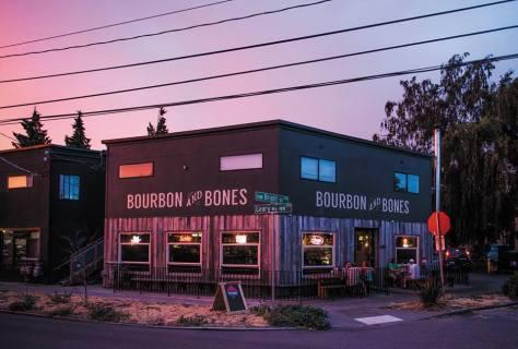 Bourbon and Bones Seattle