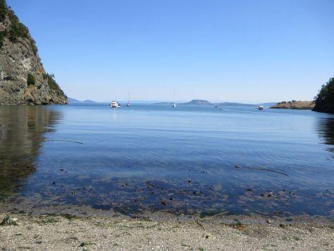 Watmough Bay Lopez Island